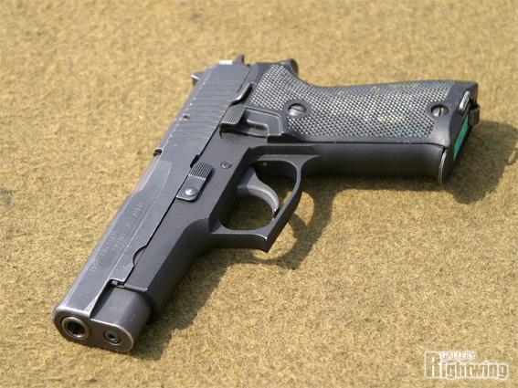 9mm拳銃
