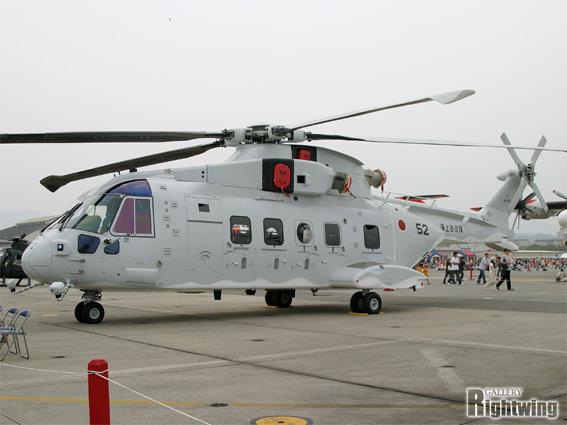 MCH-101 掃海・輸送ヘリコプター