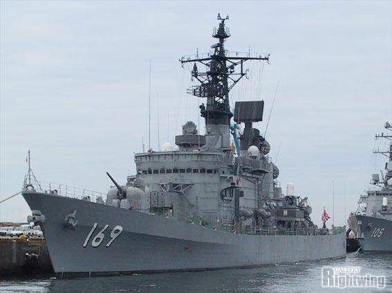 ミサイル護衛艦「たちかぜ」型