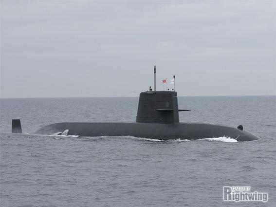 おやしお型潜水艦の画像 p1_17