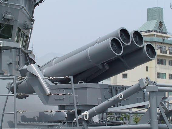71式ボフォースロケットランチャ...