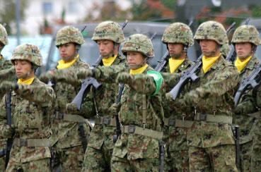 陸上自衛隊 姫路駐屯地創立57周...